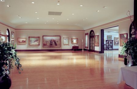 The art gallery dates back to the early 1900s when the women's club of Des Moines opened their collection to the public