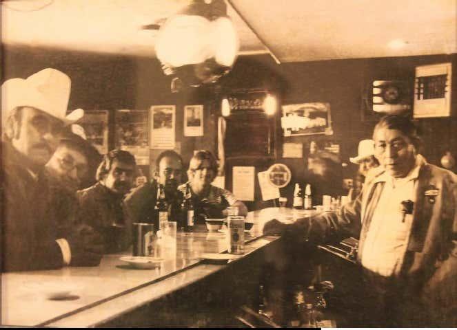 One Night at Chope's Bar (circa late 1960s)