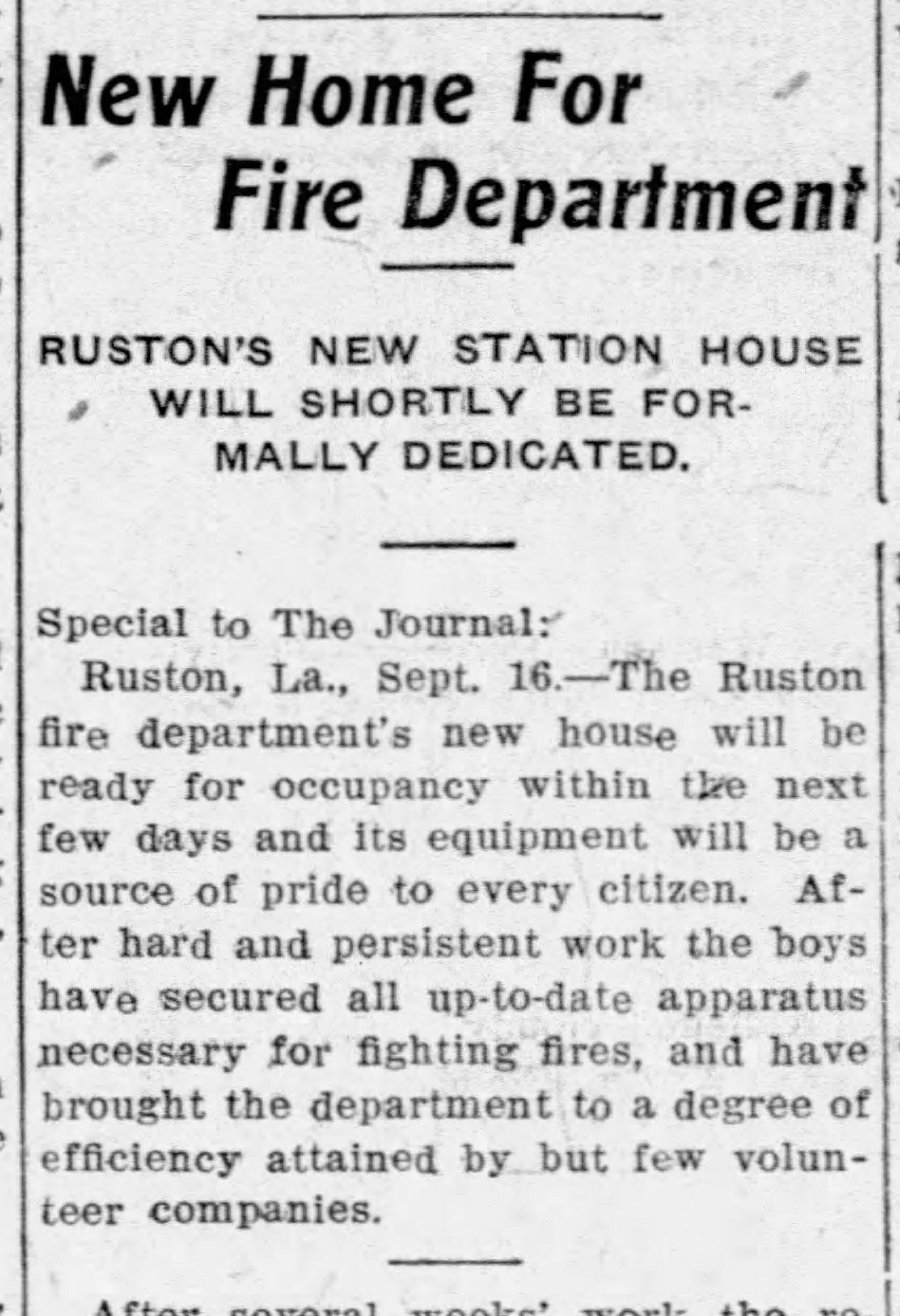 September 16, 1907