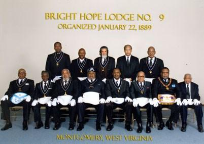 Bright Hope Lodge members