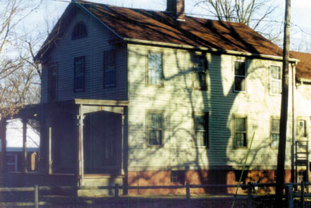 Dr. Bezaleel Gillett acquired this home in 1838.