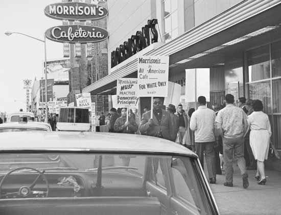 "Photo Credit: Courtesy The Florida Times-Union. ""Morrison's Diner"""