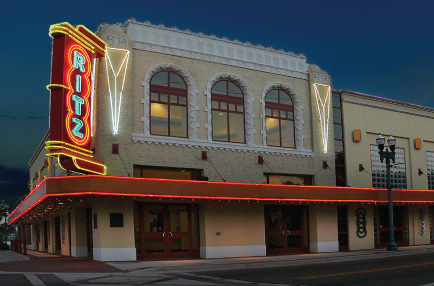 Photo of the Ritz Theatre and Museum taken from the ritzjacksonville.com