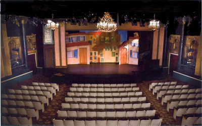Ritz Theatre: Photo taken from www.ritztheatreco.org