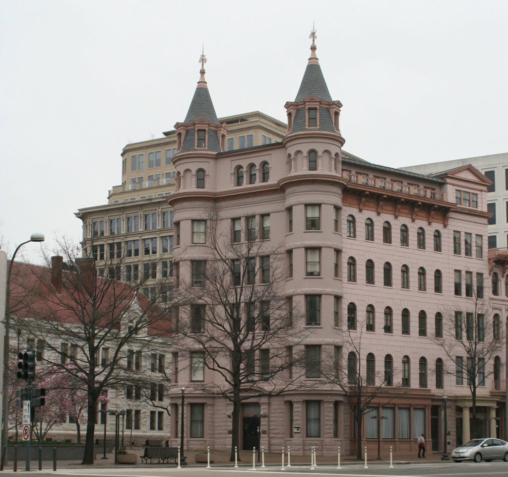 The NCNW Headquarters at 633 Pennsylvania Ave.