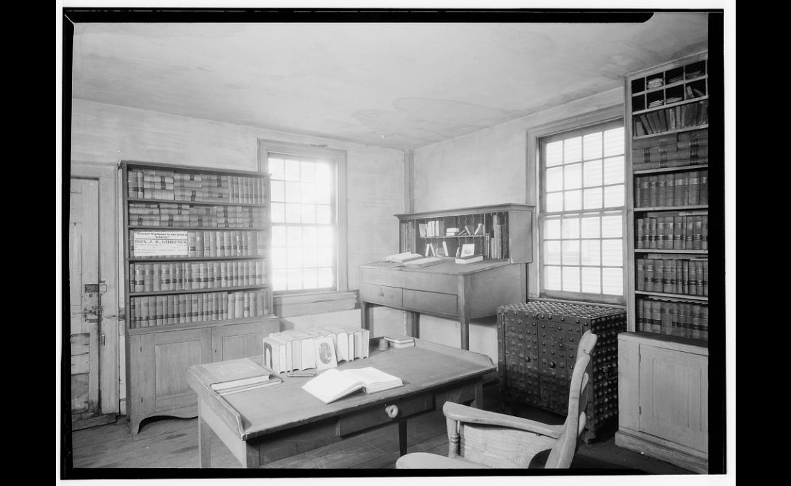 Joshua R. Giddings Law Office Interior