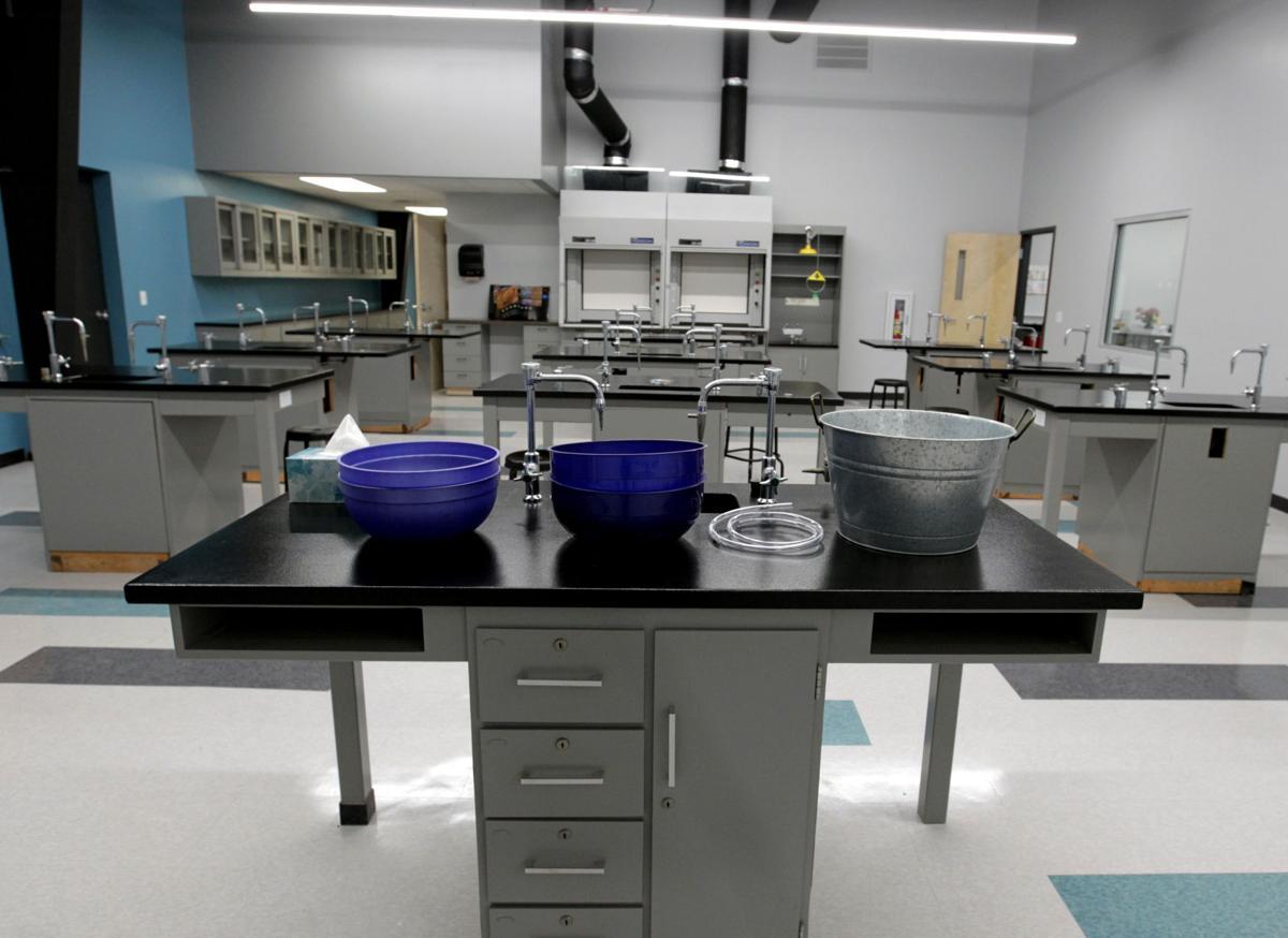 Chemistry Classroom - 2017