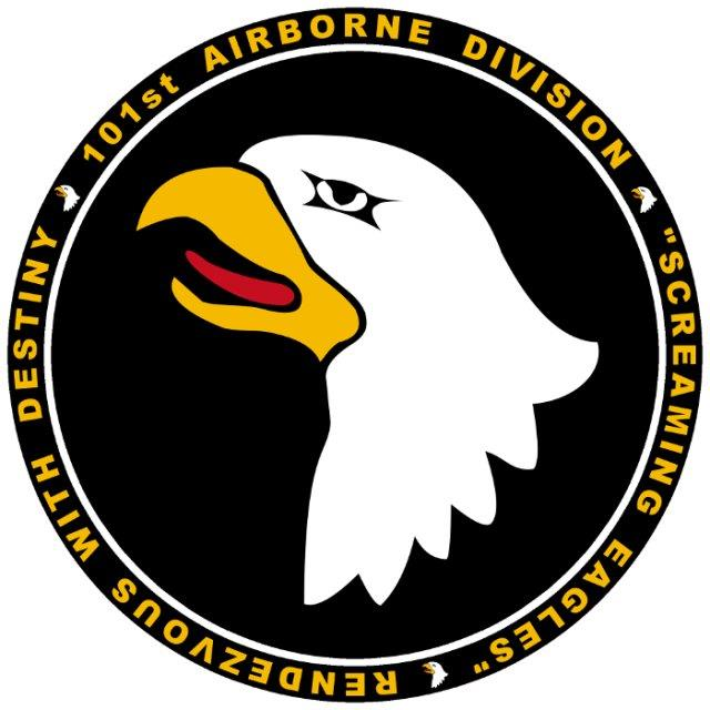"The 101st Airborne Division ""Screaming Eagles"""