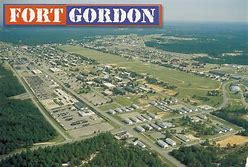 A photo of a portion of the 55,000 acres of Fort Gordon, Augusta, Georgia.
