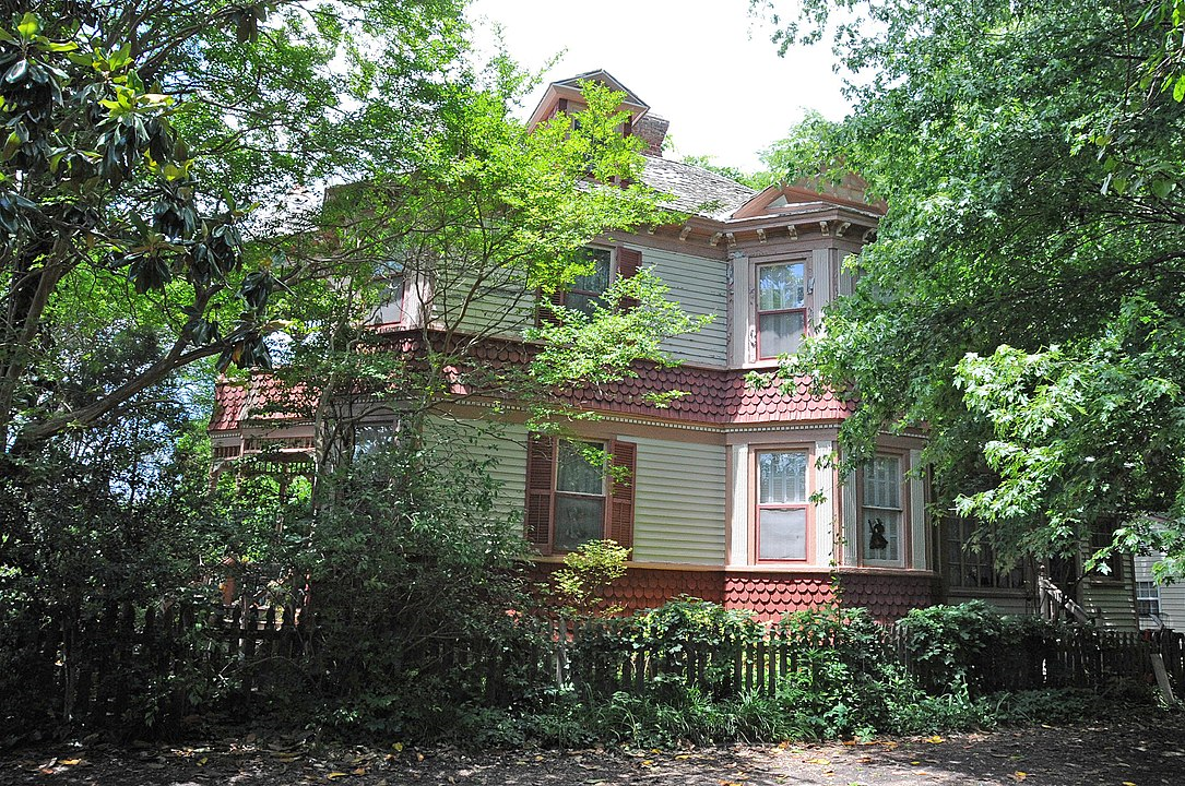 2017 photo of William H. Trusty House (Jerrye and Roy Klotz, M.D.)