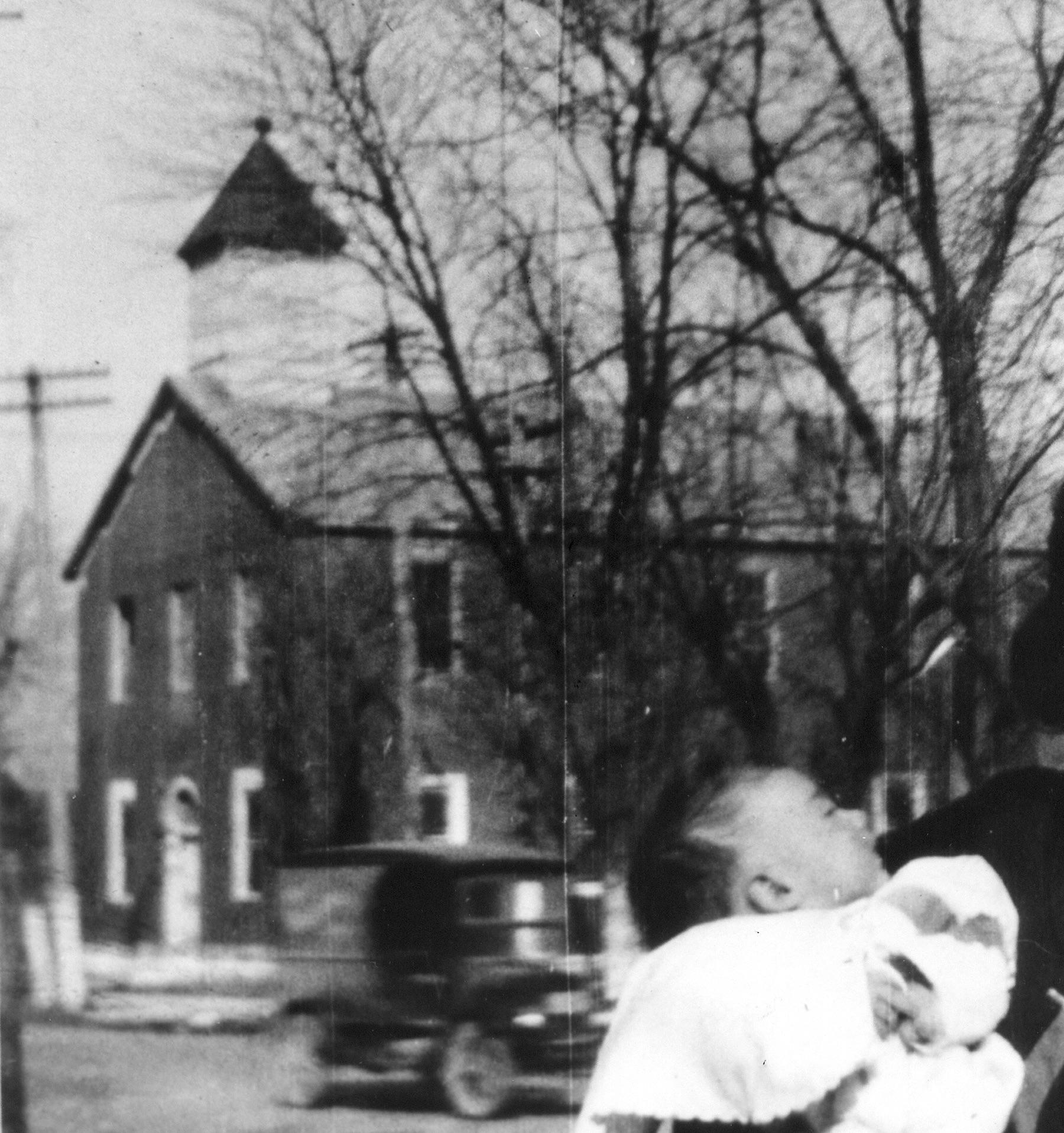 Shorter Chapel ca 1920s