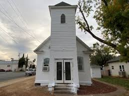 Originally founded in 1894 as the AME Zion Church in Redding, this oldest house of worship in Redding is now home to The Light House Ministry.