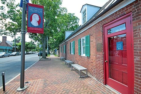 James Monroe Museum and Memorial Library as it looks today