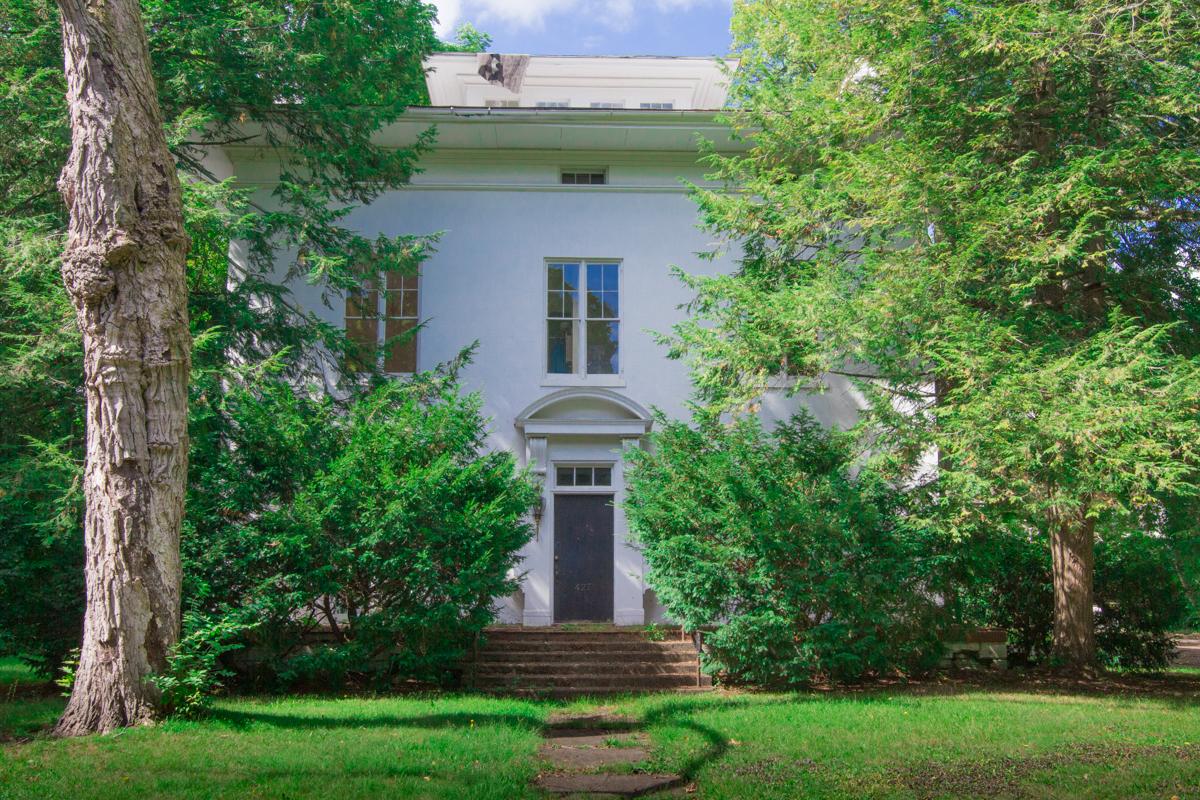 Charles E. Stuart House.