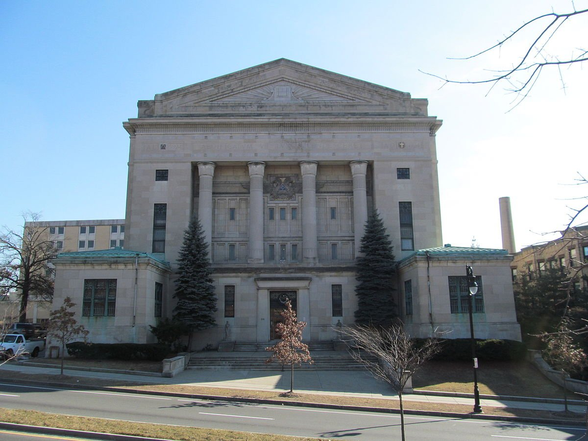 The Masonic Temple