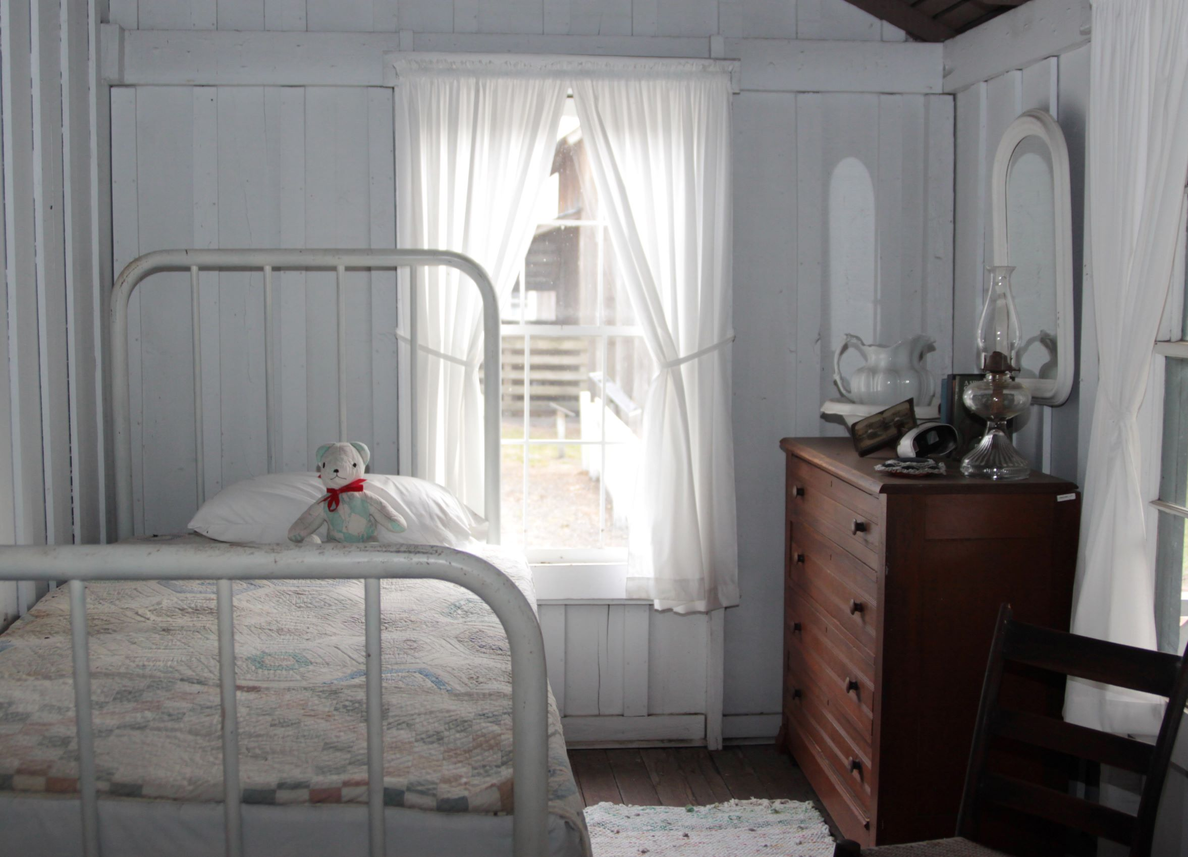 Stephens House Bedroom
