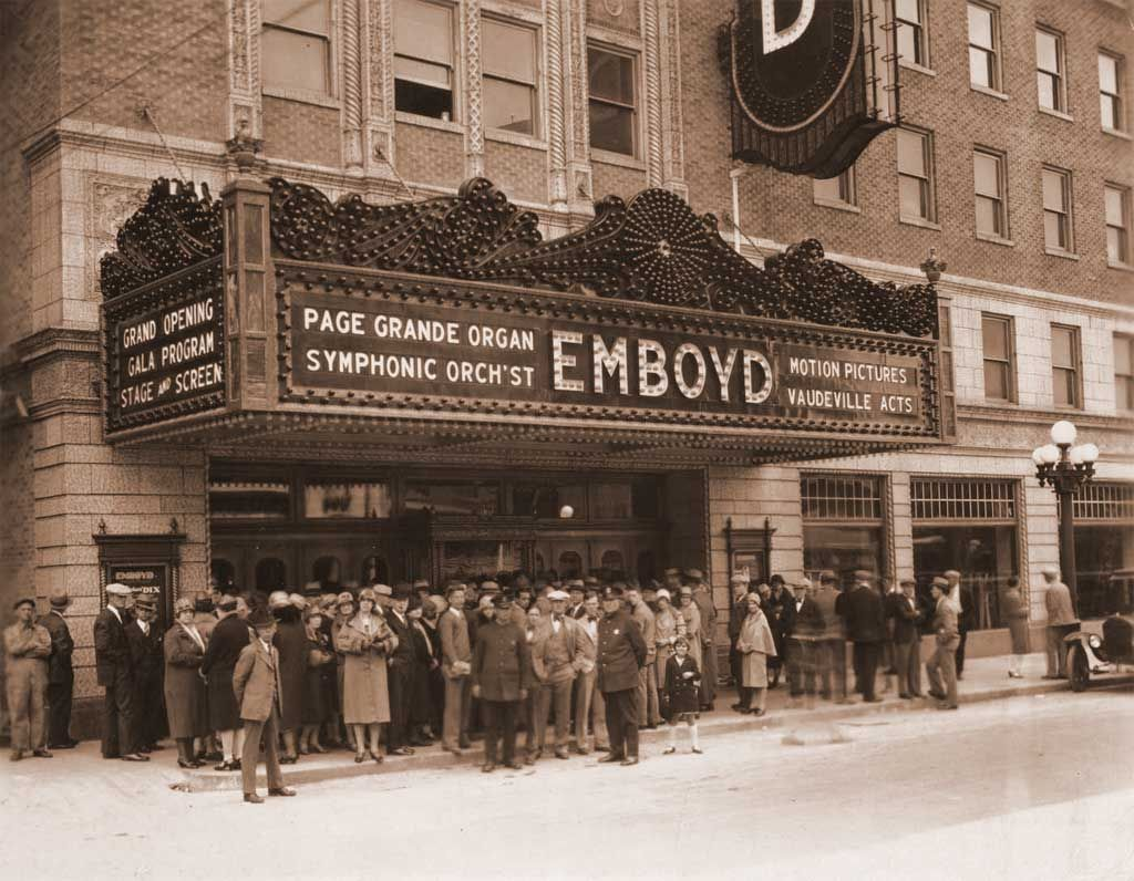 The Emboyd Theater