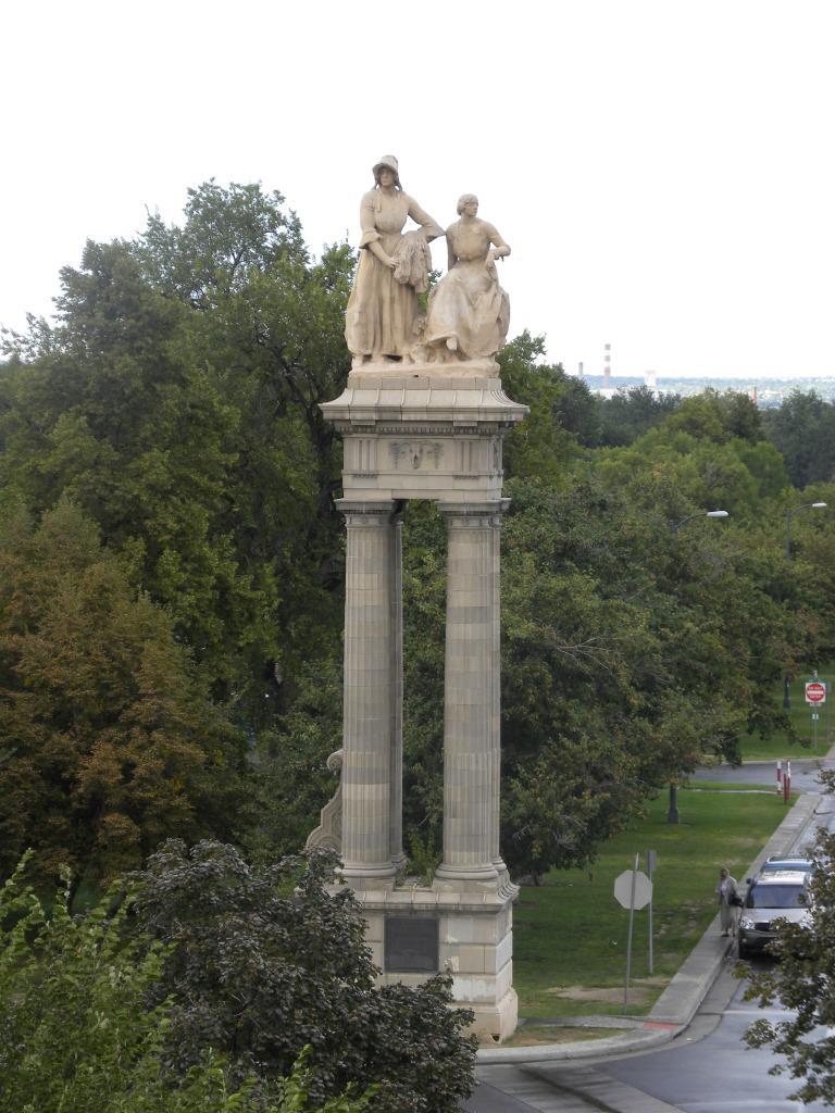 Sullivan Gateway one side