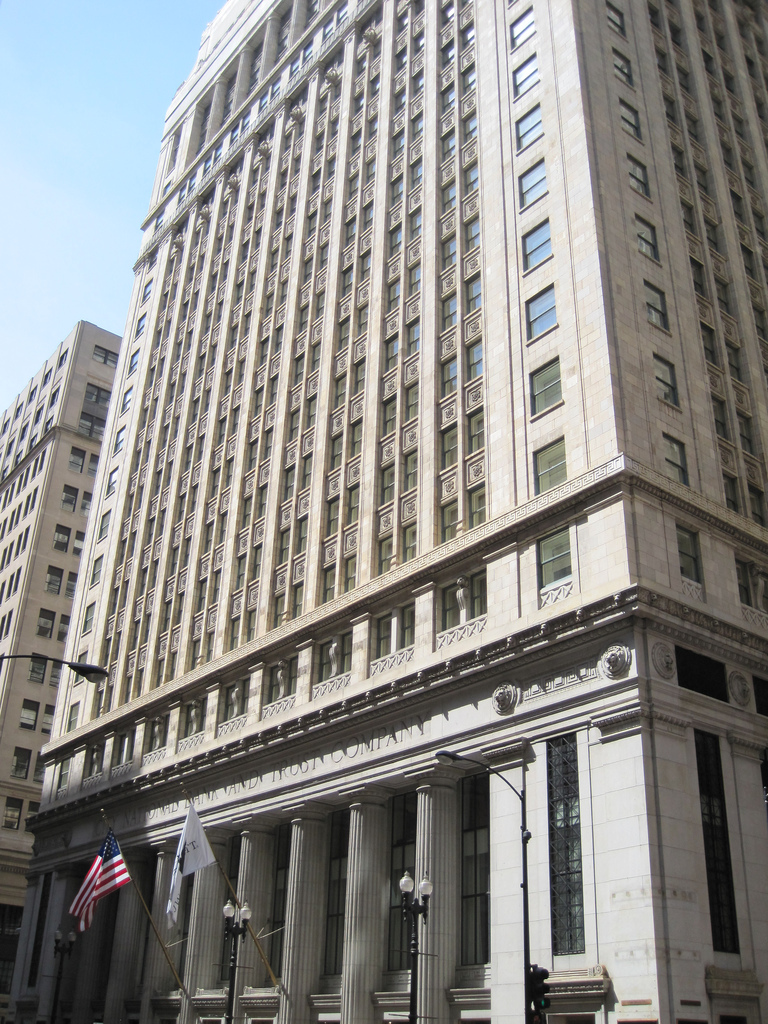 Continental and Commercial Bank Building, 2010.