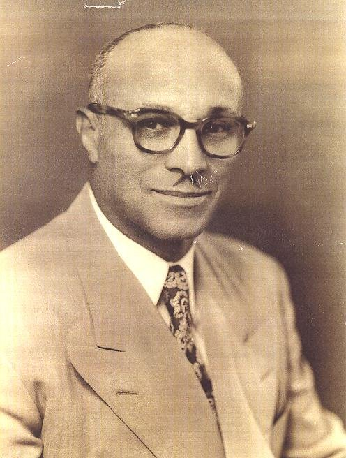 Dr. Albert Porter Davis