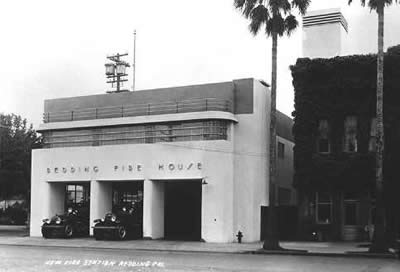 Redding Fire House