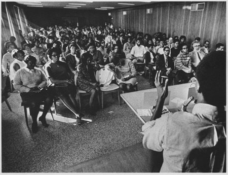 Black Power Forum, UNCG 1967