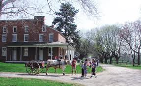Visitors can experience 18th and 19th century village and farm life while learning the history of Lancaster County