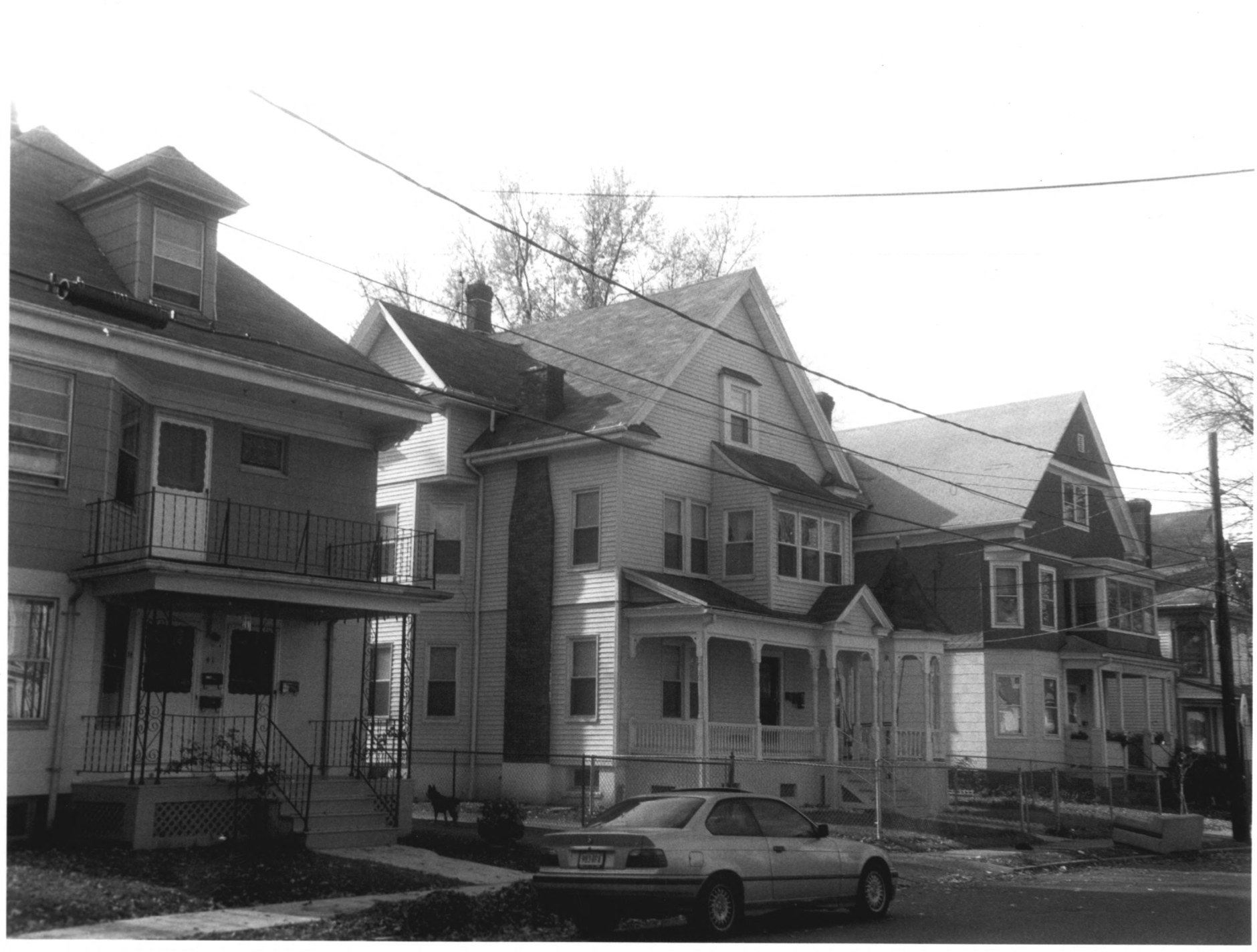Allen Place - Lincoln Street Historic District Photo Record, Maintained by the NPS, Photo 1