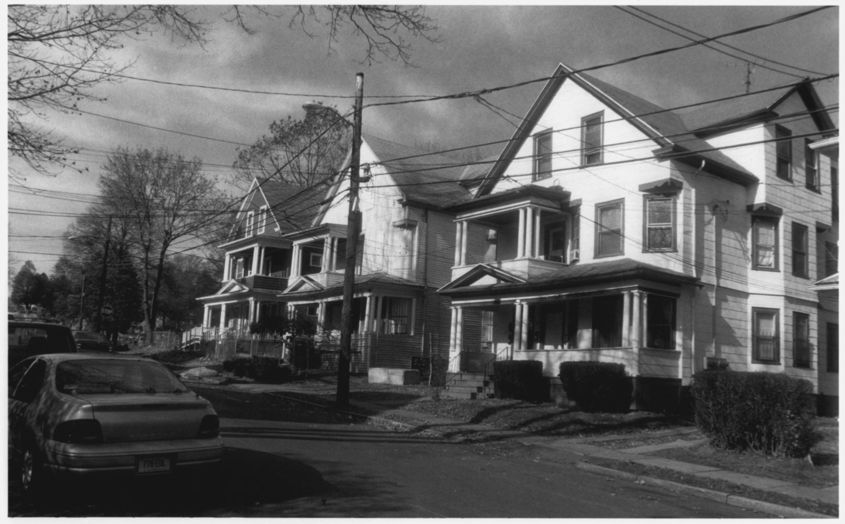 Allen Place - Lincoln Street Historic District Photo Record, Maintained by the NPS, Photo 5