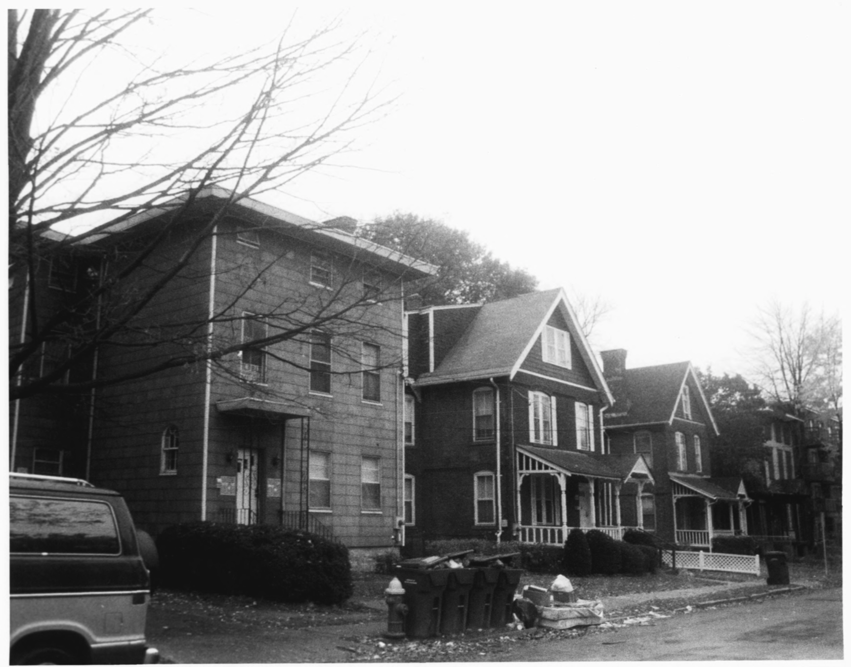 Allen Place - Lincoln Street Historic District Photo Record, Maintained by the NPS, Photo 7