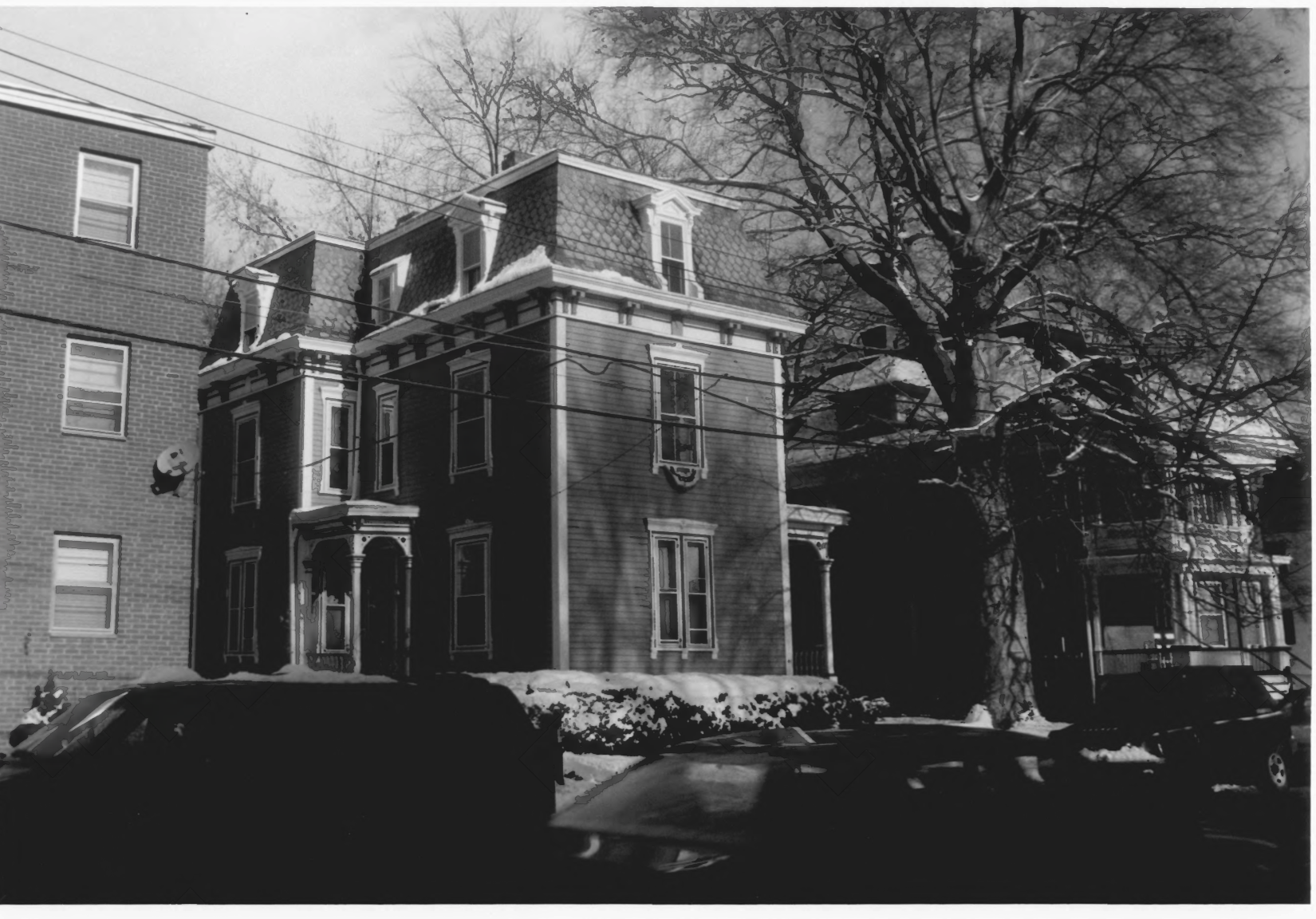 Allen Place - Lincoln Street Historic District Photo Record, Maintained by the NPS, Photo 8