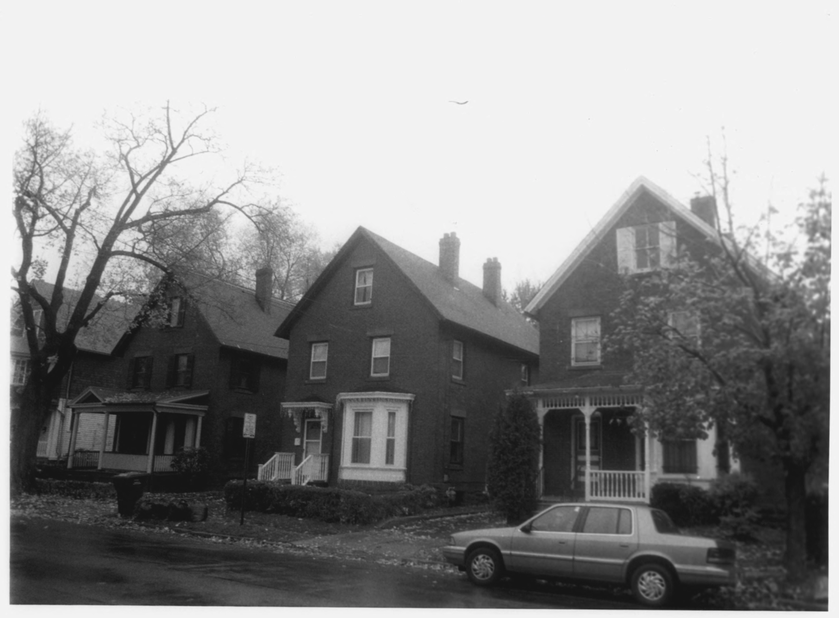 Allen Place - Lincoln Street Historic District Photo Record, Maintained by the NPS, Photo 11