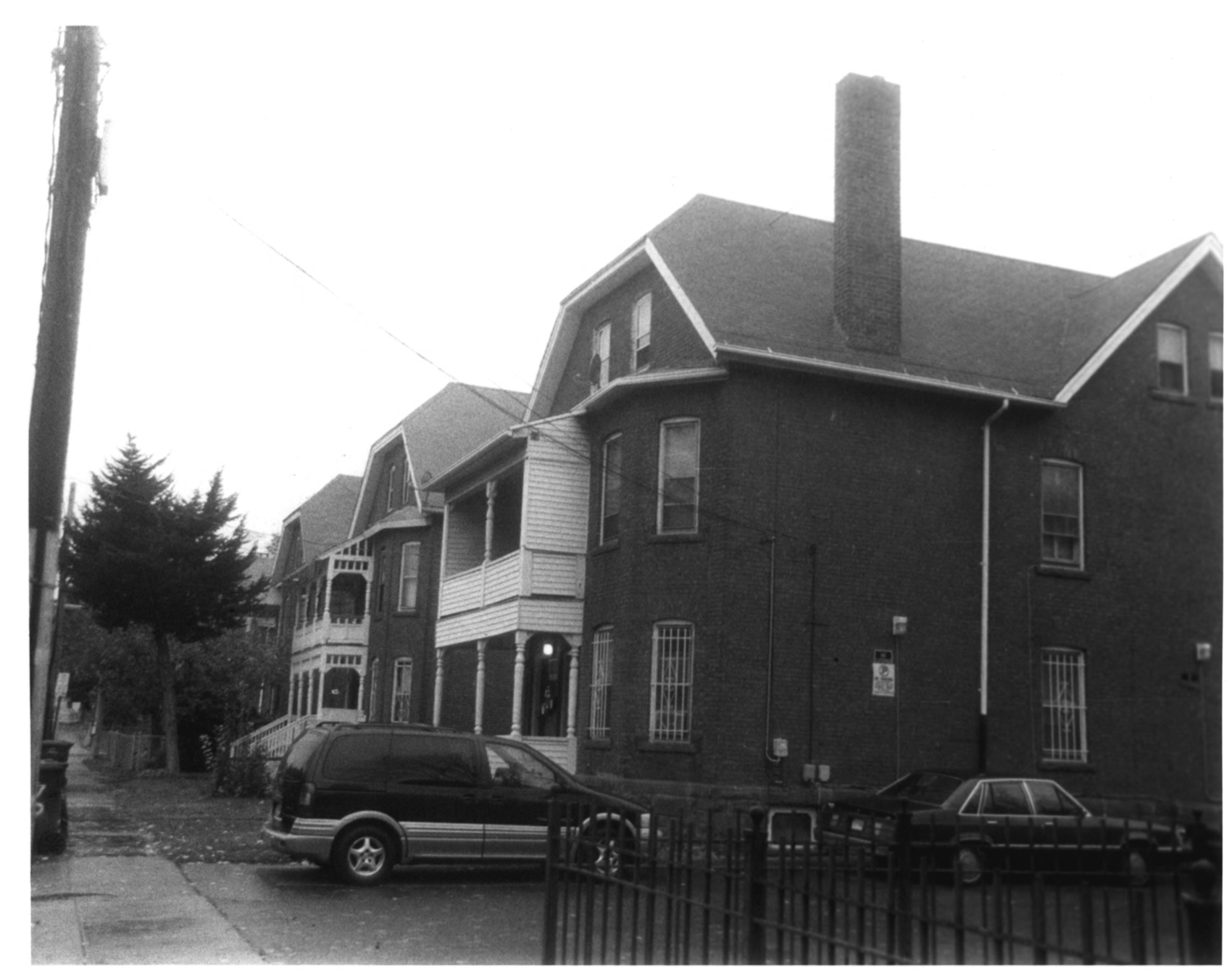 Allen Place - Lincoln Street Historic District Photo Record, Maintained by the NPS, Photo 12