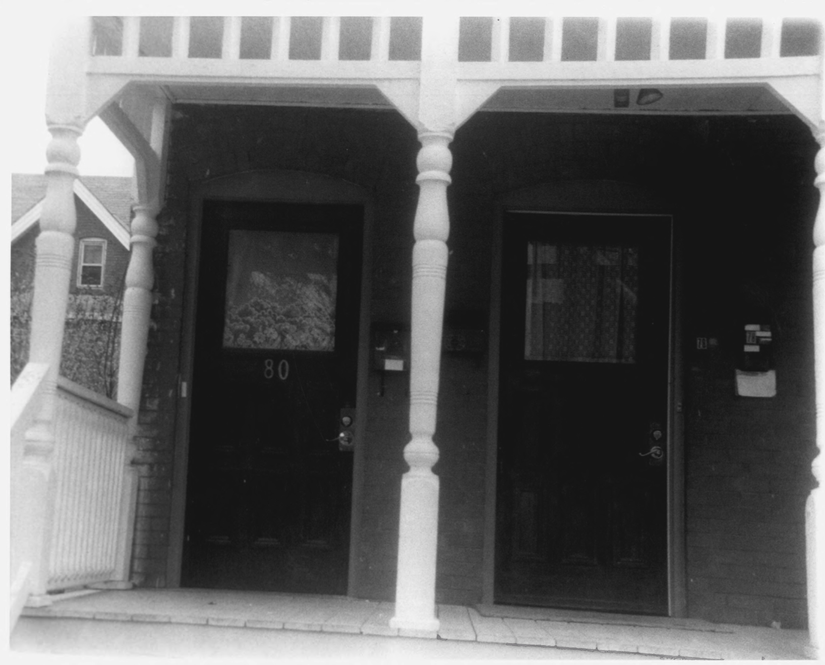 Allen Place - Lincoln Street Historic District Photo Record, Maintained by the NPS, Photo 13