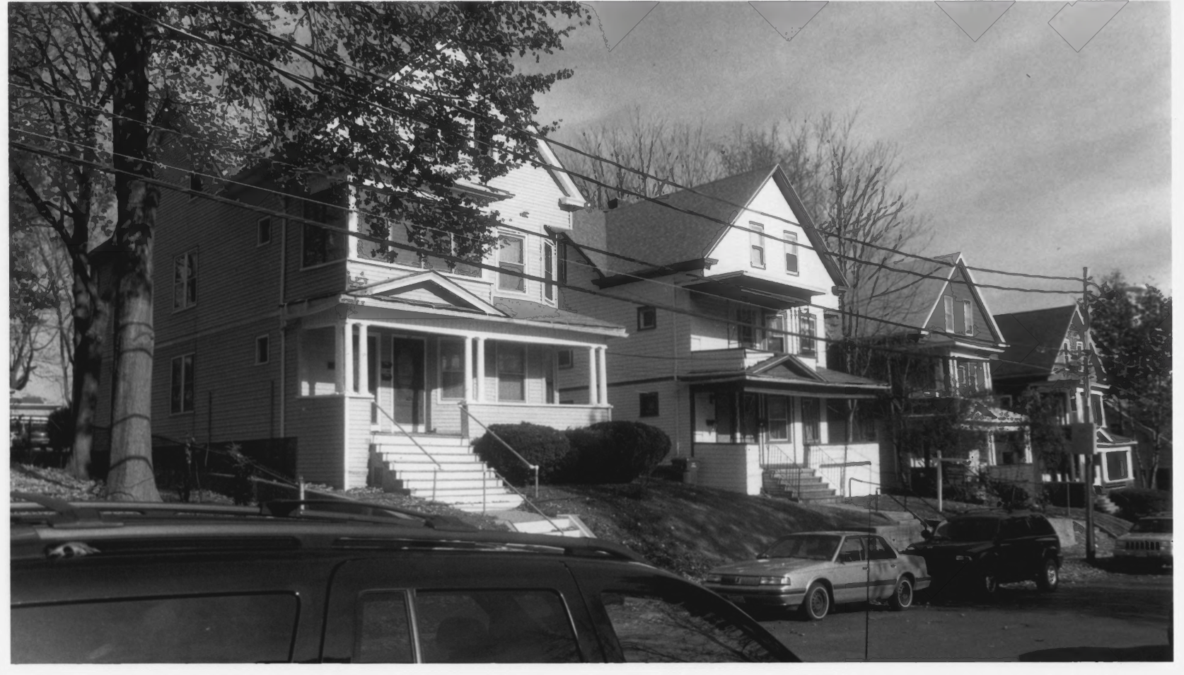 Allen Place - Lincoln Street Historic District Photo Record, Maintained by the NPS, Photo 14