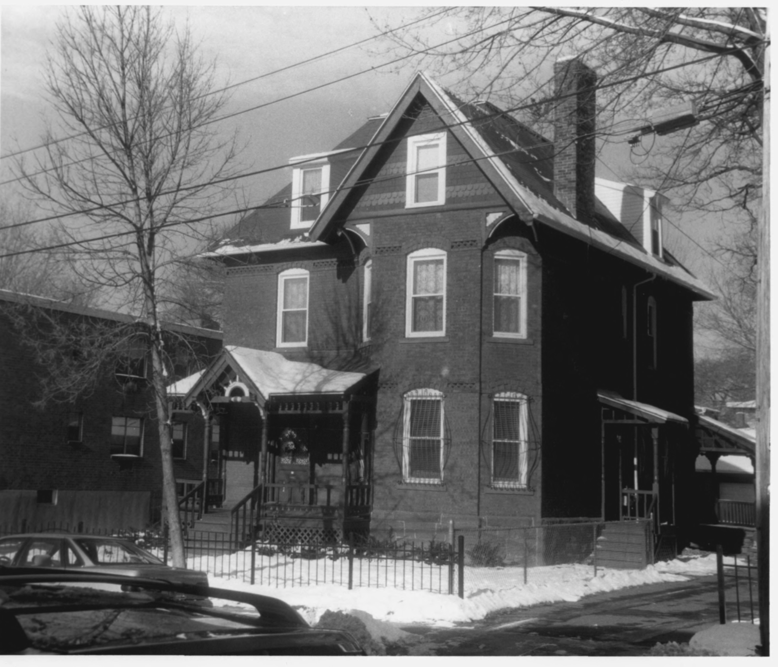 Allen Place - Lincoln Street Historic District Photo Record, Maintained by the NPS, Photo 15