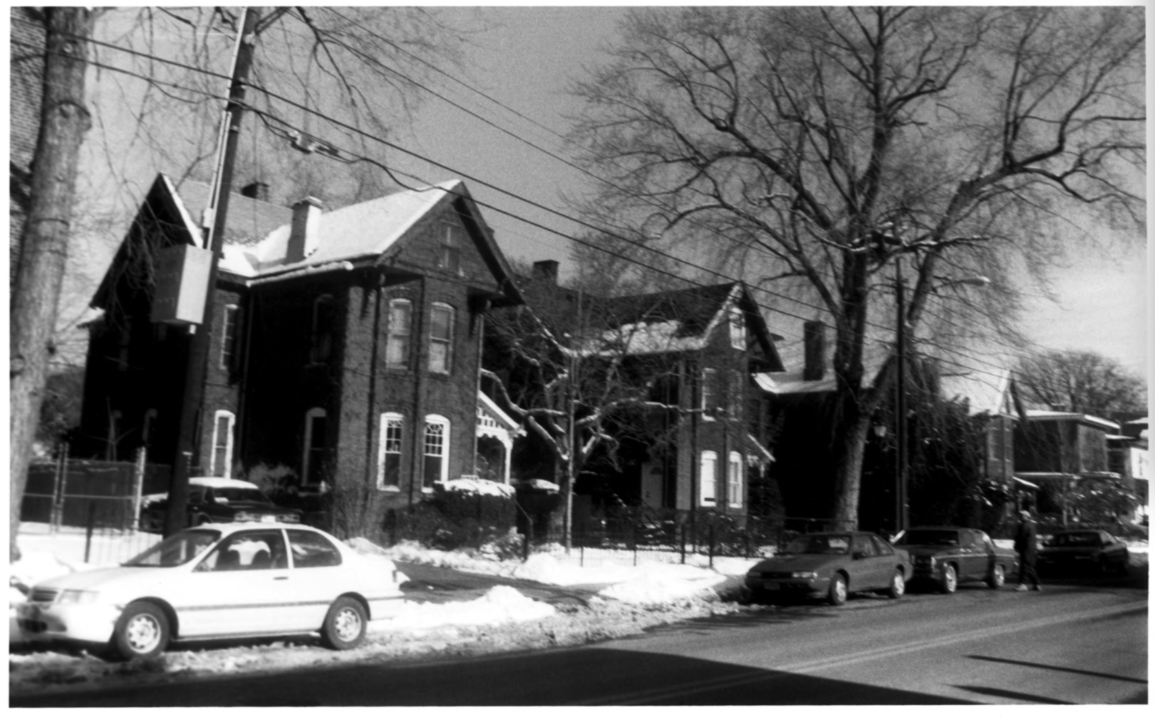 Allen Place - Lincoln Street Historic District Photo Record, Maintained by the NPS, Photo 17