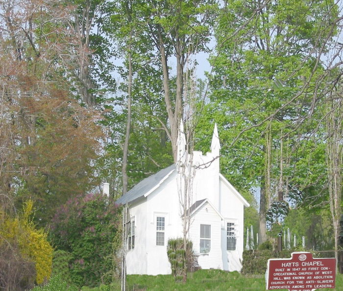 Hayt's Chapel and Schoolhouse