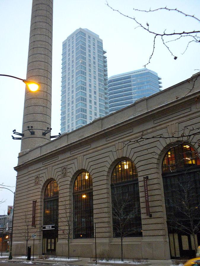 CNW Powerhouse, Chicago.