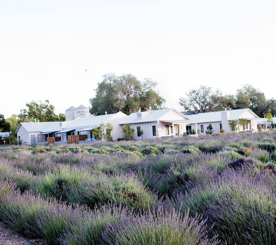 The Famous Los Poblanos Inn and Organic Farm