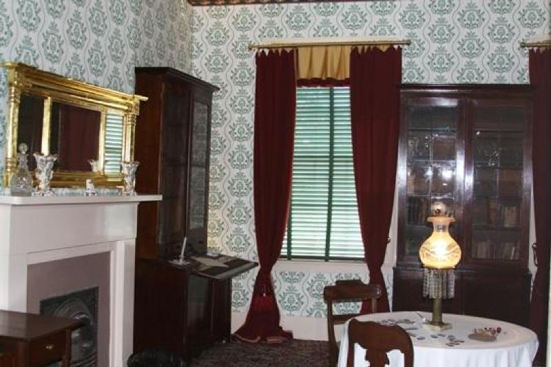 William Johnson House Parlor
