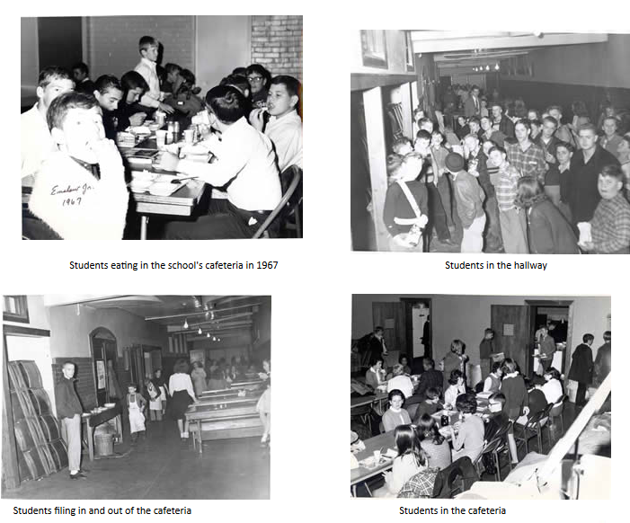 Student life at Enslow, circa 1960s
