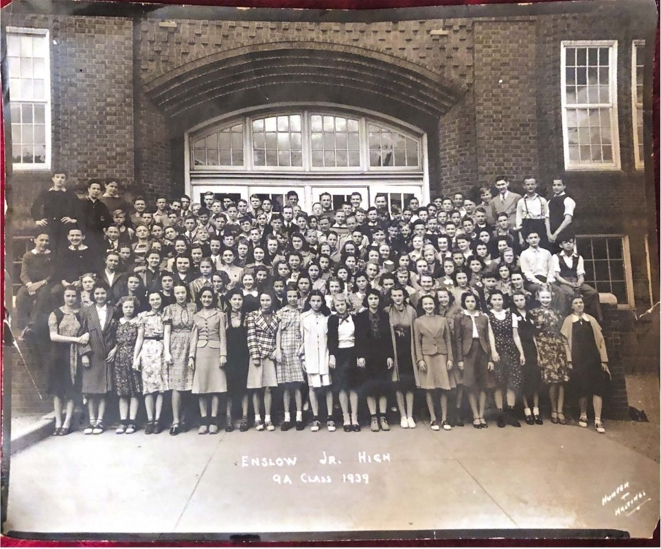 Enslow Junior High Class of 1939