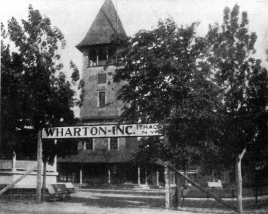 Wharton Studio