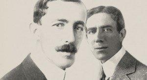 Leopold and Theodore Wharton