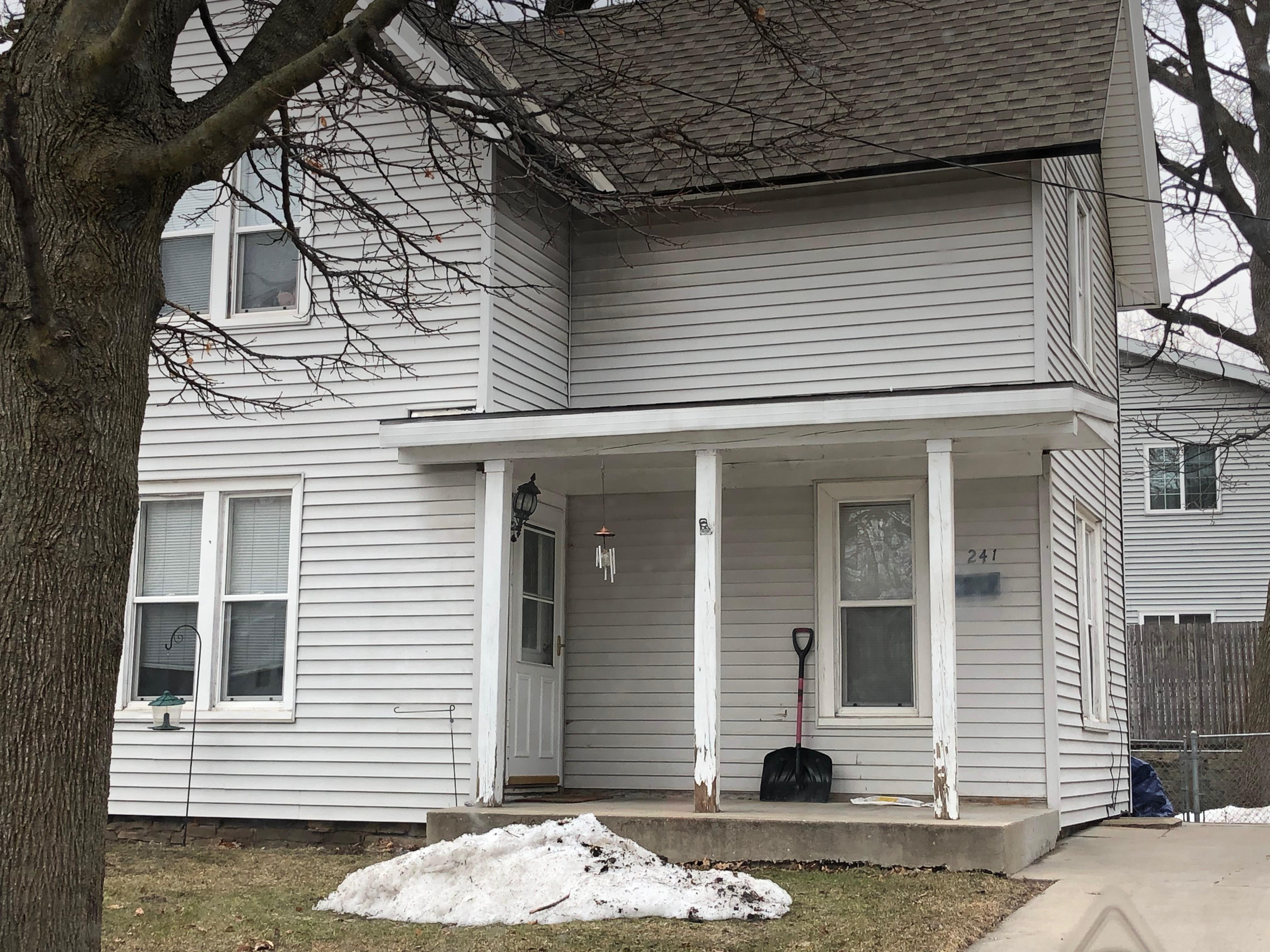 Ernest Kline's childhood home in 2020