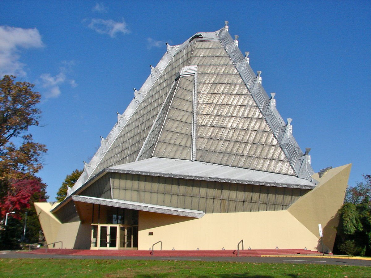 The Beth Sholom Synagogue was consecrated in 1959 and has remained largely unchanged since.
