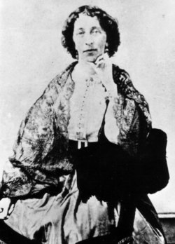 "Mary Elizabeth ""Lizzie"" Ordway was a Mercer Girl, the founder of Seattle's first public school, and a female rights activist."