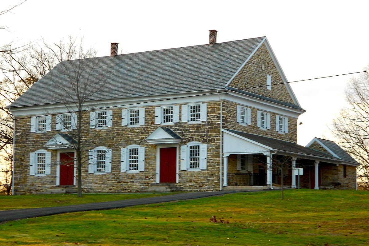 The Buckingham Friends Meeting House has served the needs of the Buckingham Monthly Meeting since 1768.