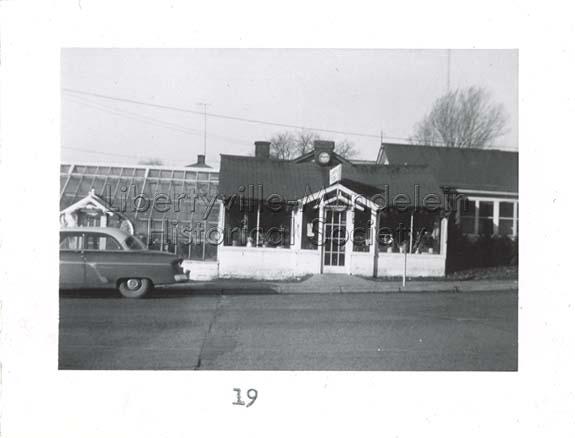 339 N. Milwaukee Avenue, Libertyville Floral, 1955